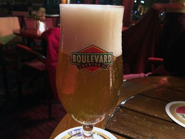 Boulevard Beer - ourtastytravels.com