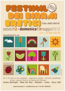Festival Dei Birrai Eretici – Craft Beer Festival in Bologna, Italy