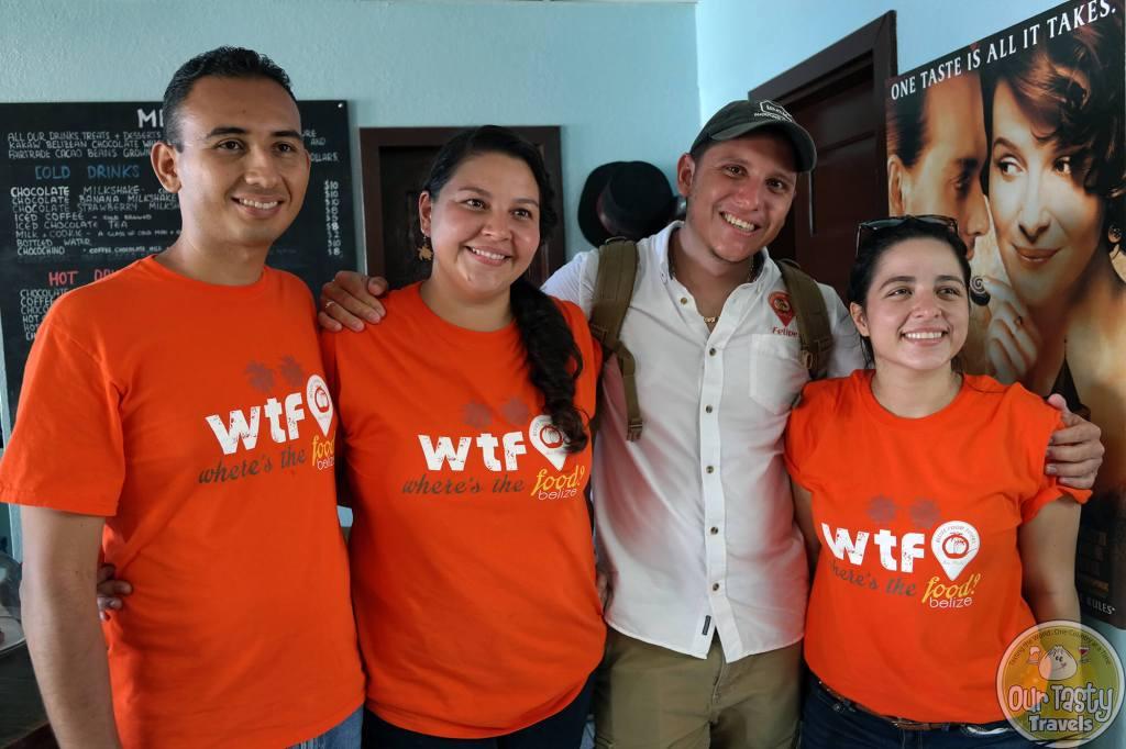 Belize Food Tours Founders - ourtastytravels.com