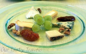 Photo of the Week: Gourmet Cheese Course in Vaduz, Liechtenstein