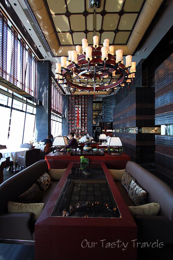 Tin Lung Heen at Ritz Carlton Hong Kong  http://ourtastytravels.com/restaurants/tin-lung-heen-cantonese-dim-sum-at-the-ritz-carlton-hong-kong/ #ourtastytravels