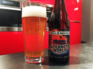Alternate World by Kent Falls Brewing Co. – #OTTBeerDiary Day 392