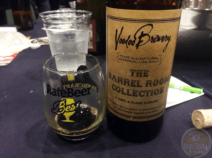 Laird's Apple Brandy Big Black Voodoo Daddy by Voodoo Brewing Company