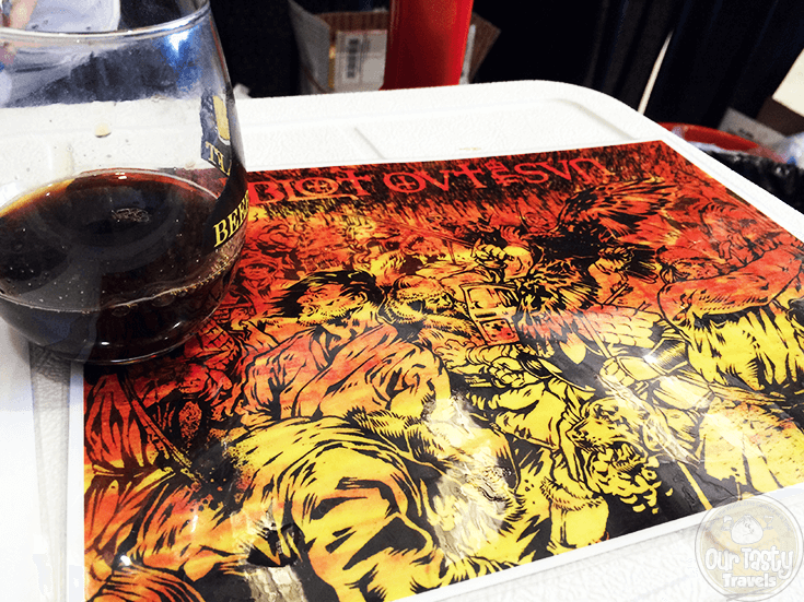 Blot Out The Sun (Barrel Aged) by 3 Floyds Brewing Company