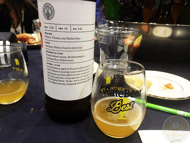 Barrel 5 by Fair State Brewing Cooperative