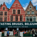 Tasting your way through Bruges, Belgium – Food, Beer, and Chocolate