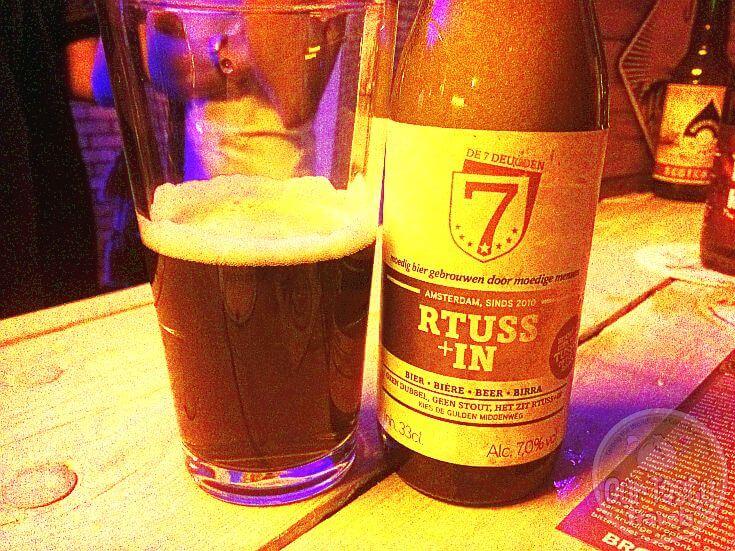 Rtuss + In by Brouwerij De 7 Deugden