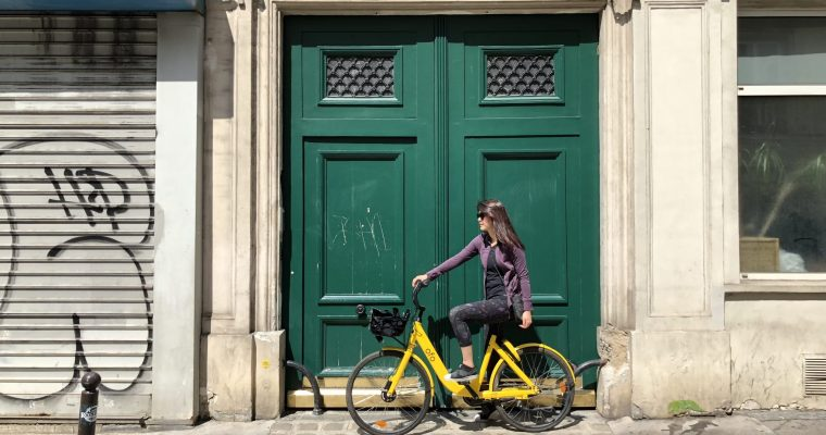 Why You Need to Bike in Paris