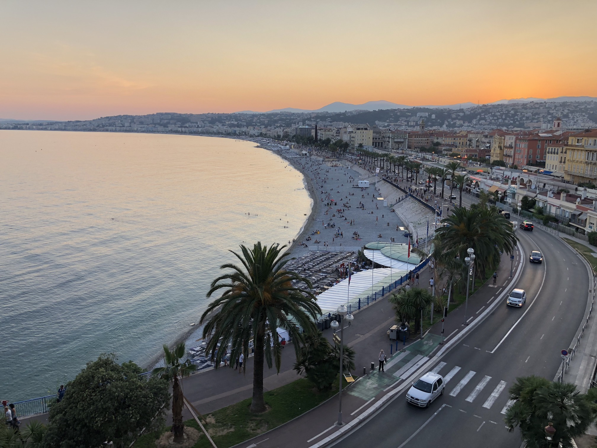 Nice is Nice (and so is Monaco)