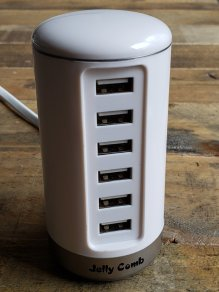 Multi-Port USB charger