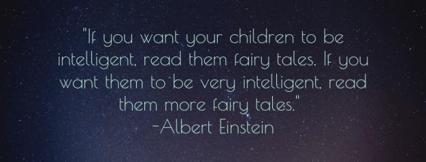 Einstein on fairy tales