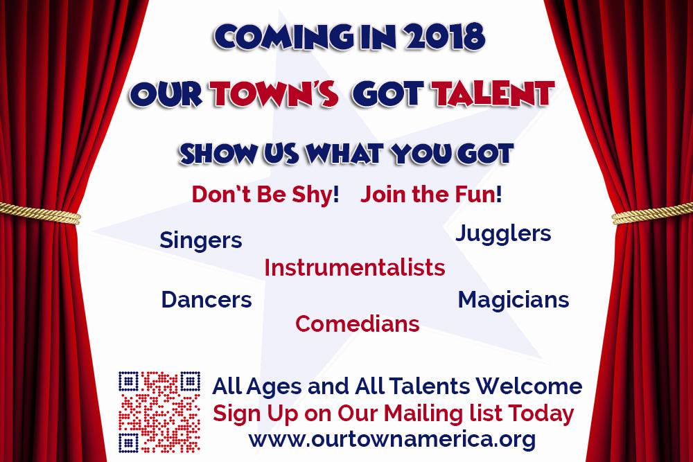 Our Town's Got Talent