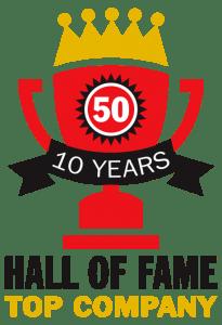 Hall of Fame Company Wilmington, Cary and Raleigh, North Carolina