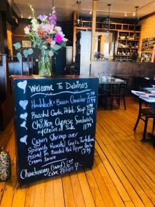 Delvinos Restaurant Belfast Maine 02