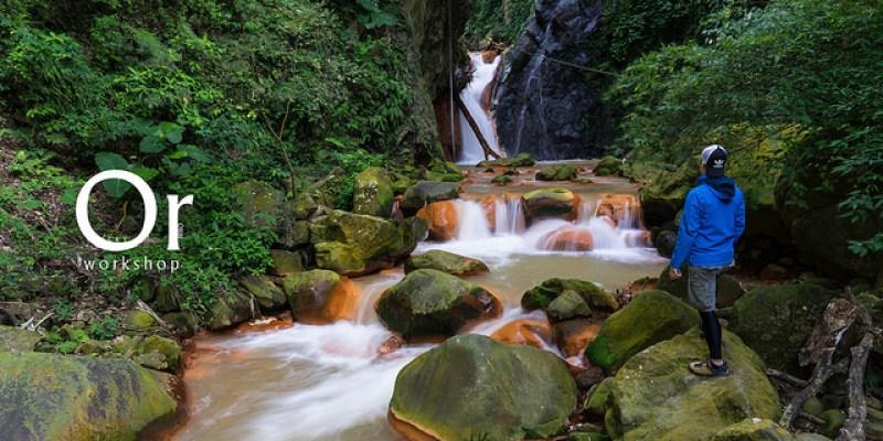 [台北市 景點] 藏在台北市區的溪流秘境,從天母古道下切,找尋天母磺溪的源頭 - 台北秘境翠峰瀑布