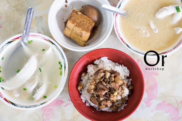 [台南|食記] 來台南必吃,我的台南私房美食,忘不了的台南人早餐好味道,位在府前路上 – 府前魯肉、鮮魚湯