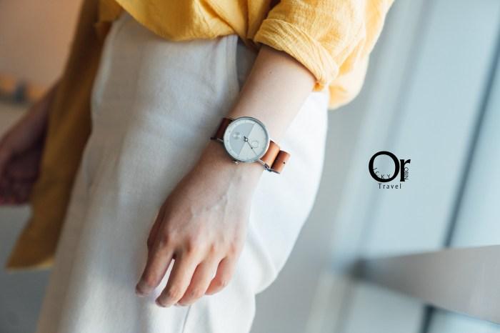 質感手錶推薦 惟物之間:選物平台正流行,日本真皮手錶TACS,日常穿搭質感好,送禮推薦.男性手錶.女性手錶