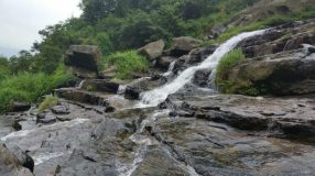 Nuwara Eliya Waterfall - Our Travel Experience