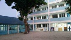 Het enige schooltje