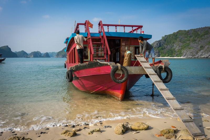 vietnam rejsebudget