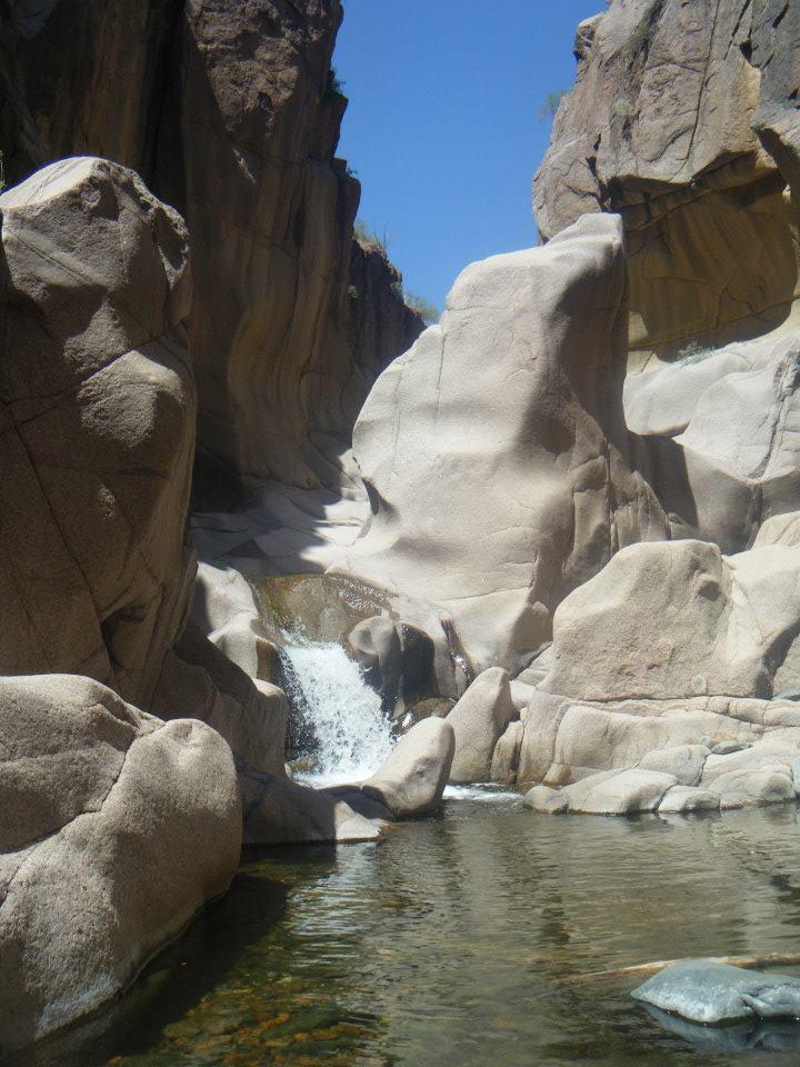 salome jug slot canyon