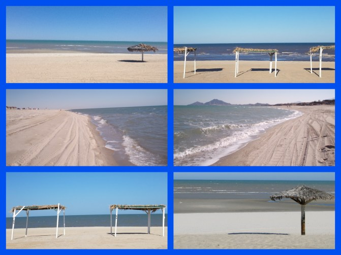 Beachcollage