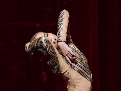 Whitney Jensen, Norwegian National Ballet: «Player». Фото Erik Berg
