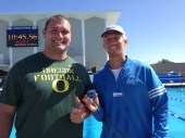 Doug from Oregon and James from UCLA were great timers!