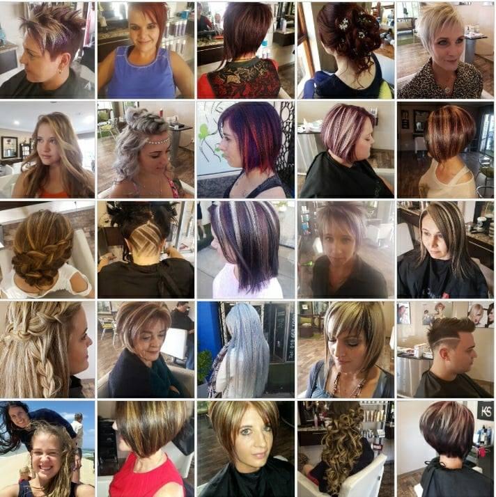 HAIR AT ANZELL