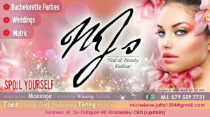 M.J'S BEAUTY SERVICES in Kimberly