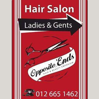 Opposite Ends Hair Salon Unisex