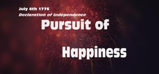 Wrong-Way Fireworks and the Pursuit of Happiness (15sec)