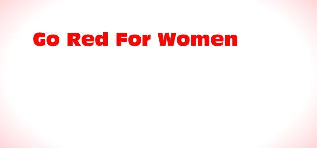 Go Red for Women (66sec)