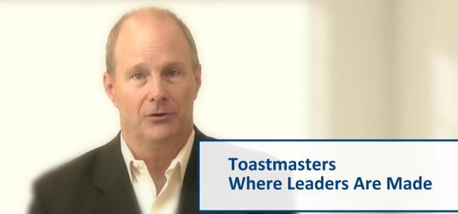 Lance Miller, Toastmasters