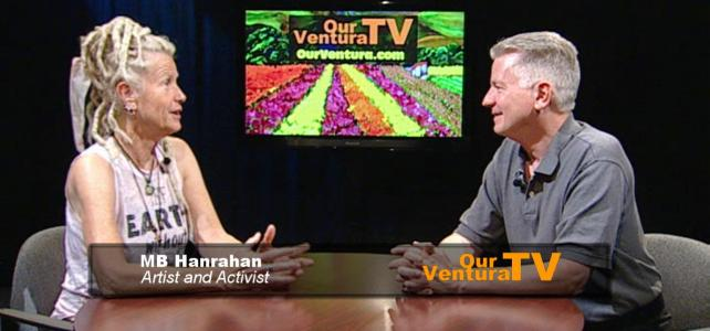 MB Hanrahan interview Our Ventura TV