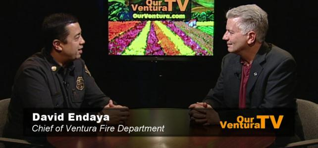 David Endaya, Ventura Fire Chief