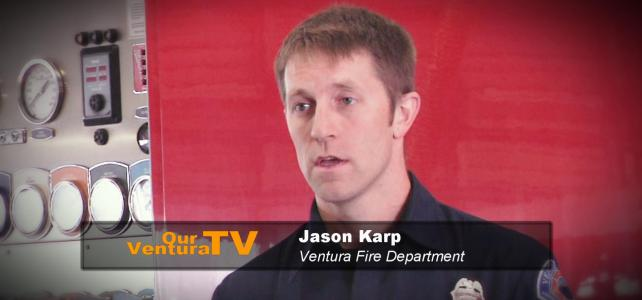 Jason Karp, Firefighter