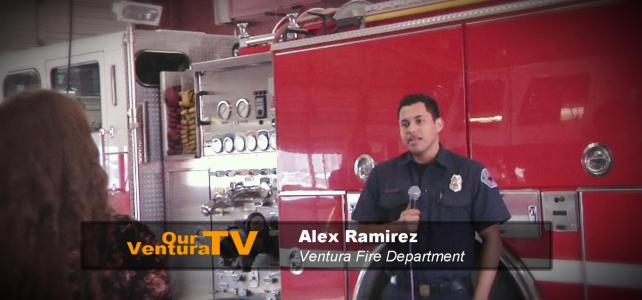 Alex Ramirez, Ask a Firefighter