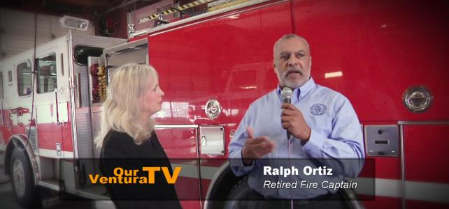 Ralph Ortiz, Future Firefighters