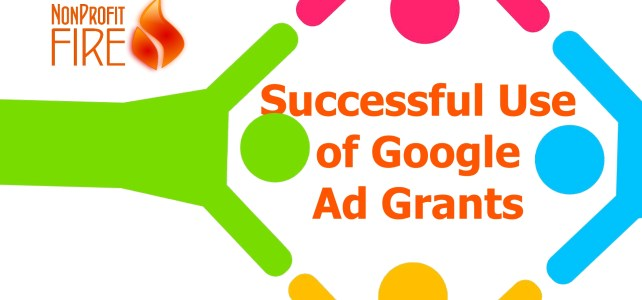 Google Ad Grants Story Triangle for Nonprofits