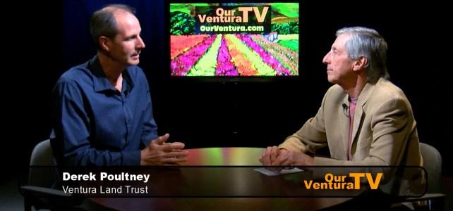 Derek Poultney, Ventura Land Trust