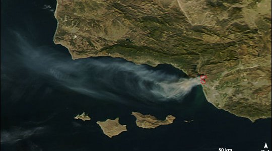 Our Ventura TV Recordings to be Re-Scheduled Due to Fires