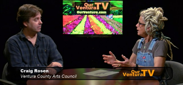 Craig Rosen, Ventura County Arts Council