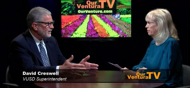 David Creswell, Ventura Unified School District