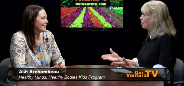 Ash Archambeau, Healthy Minds, Healthy Bodies Kids Program