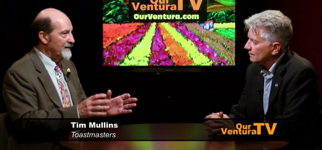 Tim Mullins, Toastmasters