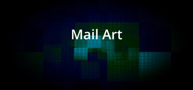 Mail Art 2019