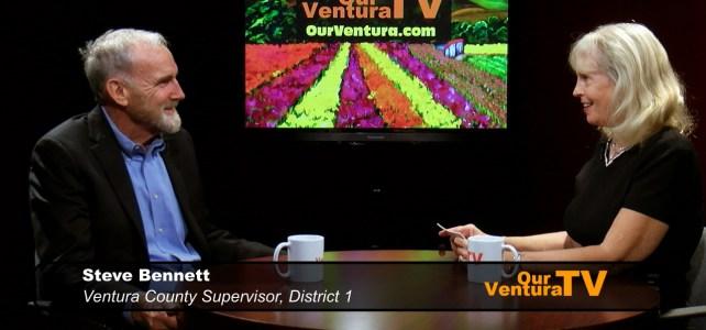 Steve Bennett, Ventura County Supervisor
