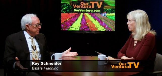 Roy Schneider, Estate Planning