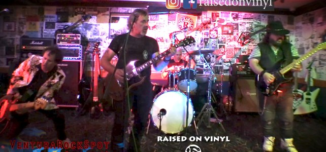 Raised On Vinyl - VenturaRockSpot